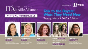 ITA Virtual Panel March 9: