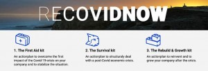 Need Free Business Financial Planning During Coronavirus? Bru Textile Leaders and Others Spearhead New Website: RecovidNow