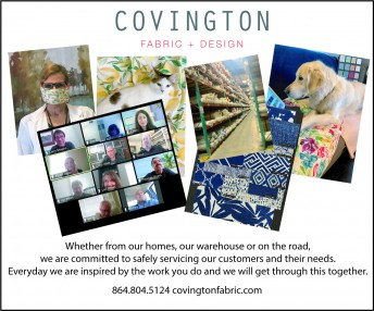 Covington Fabric + Design